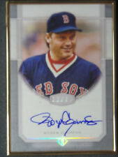 2017 Topps Transcendent Collection Roger Clemens Autograph Silver 15/15 Auto