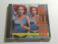 Run Lola Run Original Motion Picture Soundtrack Cd