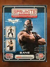 SpruKits Dc Comics The Dark Knight Rises Bane Level 1 Pos Figural Model Kit New