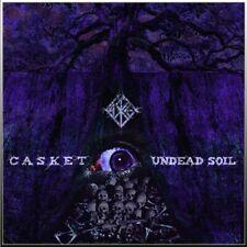 CASKET - Undead Soil DigiCD NEW, Death Metal, MALEVOLENT CREATION, PESTILENCE