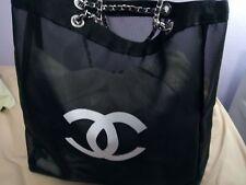 Chanel VIP Gift mesh tote bag