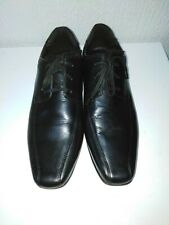 Used mens leather shoes size 7