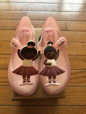 Mini Melissa Ultragirl Ballerina Shoes Toddler Girl Size 11