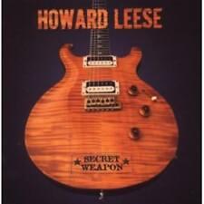 Leese, Howard-Secret Weapon ex-HEART CD NUOVO OVP