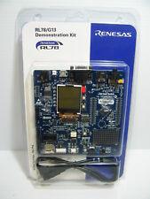 Renesas RL78/G13 Demonstration Kit P/N YRDKrL78G13