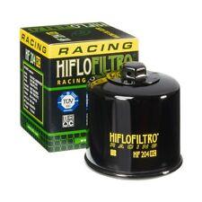 Kawasaki Hiflofiltro Carreras Filtro de Aceite (HF204RC) Fácil Instalación y