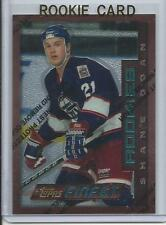 1995-96 Topps Finest Shane Doan Rookie Card RC #22 Mint