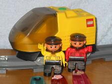 Lego Duplo Eisenbahn: Intelli Lok mit Lokführer und Codesteinen 3325 3335