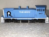 ATHEARN SW 1500 SWITCHER ROCK ISLAND #947 POWERED DC BRAND NEW IN FACTORY BOX