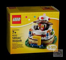 LEGO Creator - Birthday Table Decoration - 40153 - New Sealed - (Jester)