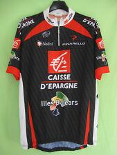 Maillot Cycliste Caisse D'épargne Illes Balears 2006 Nalini Pinarello - 6 / XXL