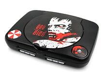 Custom Printed & rociado resident evil paraguas Psone Slim Playstation 1 Slim
