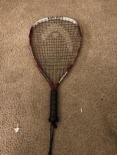 New listing Head TI Demon Racquetball Racquet - Size 3-5/8 - Nano Titanium Brand NEW UNUSED
