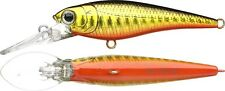 LUCKY CRAFT Bevy Shad 60SP - 236 BGR ~Black & Gold & Red~