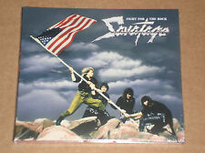 SAVATAGE - FIGHT FOR THE ROCK - CD + BONUS TRACKS SIGILLATO (SEALED)