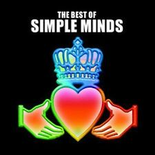 SIMPLE MINDS - THE BEST OF SIMPLE MINDS (NEW CD)