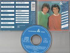 Hammond & West CD same (C) 1987 Ariola give a Little Love