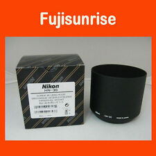Neuf Nikon HN-30 Parasoleil Vissant pour AF Micro 200mm f/4D IF-ED