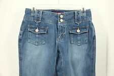 Old Navy Boot Cut Medium Washed Denim Blue Jeans Size 2