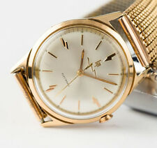 Montre Ancienne Lip R148 en Or 18k Oro vintage gold watch 1950