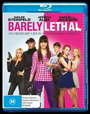 Barely Lethal : NEW Blu-ray