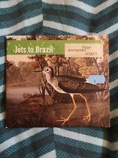 Jets To Brazil - Four Cornered Night - CD - Indie Emo Rare Digipack