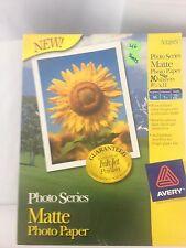 Avery 53205 Photo Paper Matte 46 Sheets