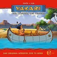 "Yakari - ""Der Wächter des Felsens"" - Folge 24, Das Origina... | CD | Zustand gut"