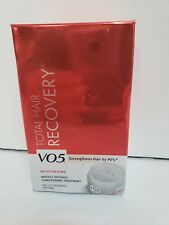 Total Hair Recovery Vo5 Moisturizing Weekly Intense Conditioning Treatment 1 oz