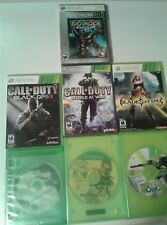 Xbox 360 & Xbox One Video Games Lot! *AS-IS*
