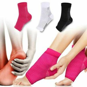 3pairs Breathable Plantar Fasciitis Heel Arch Pain Relief Compression Sock
