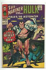 (1959) MARVEL TALES TO ASTONISH #84 HULK SUB-MARINER - VF-