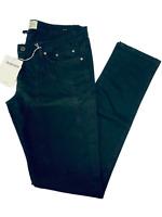 Jeckerson Jeans NUOVO donna Tg. 33  LISTINO 190€ ORIGINALE Col. NERO