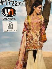 Pakistani replica designer suits unstitched