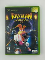 Rayman Arena - Original Xbox Game - Complete & Tested