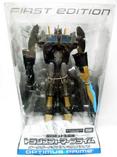 ▲Transformers Prime First Ed Cybertron Satellite Dark Guard Optimus Prime Xmas