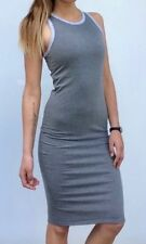 Knee-Length Stretch, Bodycon 100% Cotton Dresses for Women