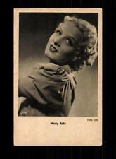 Mady Rahl Das Programm von heute Verlag Postkarte ## BC 120627