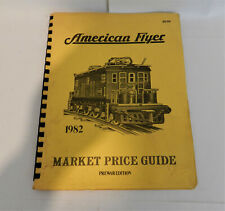 American Flyer & Ives Price Guides & Other Train Literature