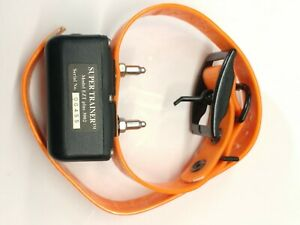 Dog Shock Collar EZT Plus Super Trainer Plus 3002 Orange Hunter