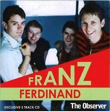 Franz Ferdinand - The Observer CD