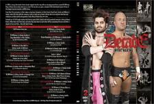 Ring of Honor - A Decade in the Making DVD Set, ROH Jimmy Jacobs BJ Whitmer