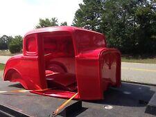 1932 32 Ford five window coupe fiberglass body