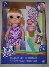 Hasbro NEW Baby Alive Magical Scoops Doll - Age 3+