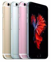 Apple iPhone 6s 6Plus + 16GB 128GB (Factory Unlocked) Smartphone 4 Colors Choose