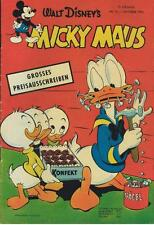 Micky Maus 1955/ 10 (Z1-), Ehapa
