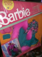 """Barbie """"Private Collection"""" Fashions 1990 (Mattel #7096) Brand New"""