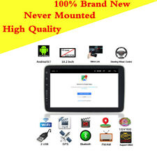 Android 8.1 Quad Core10.2 Inch16GB Built-in WiFi   Double Ingot Car Stereo Radio