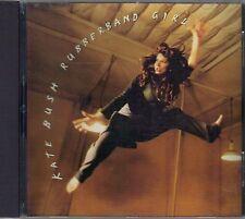 KATE BUSH  Rubberband Girl  2 versions  rare promo CD single with PicCover