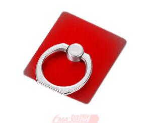 8pcs Tablet iPad Mobile phone Mount Holder Fix Bracket Metal Ring Hook Square